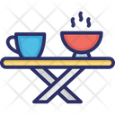 Coffee Supper Tea Icon