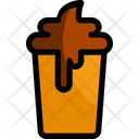 Ice Coffee Drink Icon