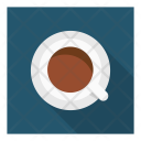 Coffee Cup Saucer Icon