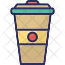 Coffee Cold Coffee Takeaway Coffee Icon