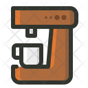 Coffee Machine Maker Icon