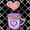 Coffee Teacup Tea Icon