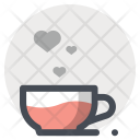 Coffee Date Cafe Icon