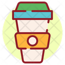 Takeaway Drink Drink Coffee Icon