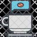 Coffee Coffee Chat Coffee Break Icon