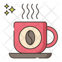Coffee Hot Coffee Coffee Cup Icon