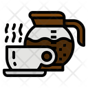 Coffee Pot Hot Icon