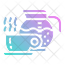 Coffee Pot Hot Icon