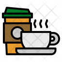 Coffee Cup Tea Icon