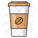 Coffee Beans Drink Icon