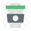 Coffee Juice Papercup Icon