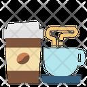 Coffee Cup Mug Icon