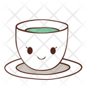 Tea Smile Happy Icon