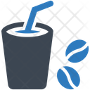 Drink Coffee Bean Icon