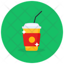 Takeaway Drink Disposable Drink Coffee Icon