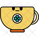 Coffee Saint Patrick Cup Icon