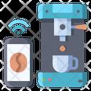 Coffe Maker Machine Icon