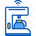 Coffee Machine Shop Icon