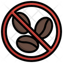 Coffee No Plastic Ecology And Environment Icon