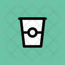 Coffee Paper Cup Icon