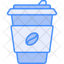 Coffee Paper Cup Drink Icon
