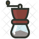 Coffee Mill Grinder Icon