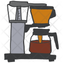 Coffee Maker Kitchen Icon