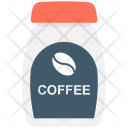 Coffee Food Jar Icon
