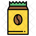 Coffee Bag Coffee Package Package Icon