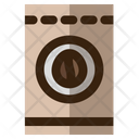 Coffee Bag Coffee Beans Coffee Beans Packpacking Icon