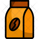 Coffee bag Icon