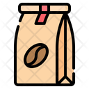Coffee Bag Pack Icon