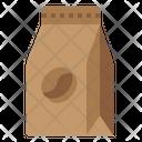 Coffee Bag Coffee Beans Icon