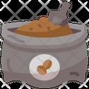 Coffee Bag Coffee Beans Sack Icon