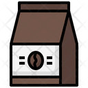 Coffee Bag Coffee Grain Coffee Beans Icon