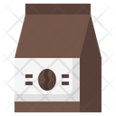 Coffee Bag Coffee Pack Coffee Beans Icon