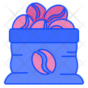 Coffee Bag Coffee Pack Coffee Stack Icon