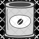 Coffee Beans Coffee Barrel Coffee Seeds Icon