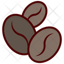 Bean Cafe Coffee Icon