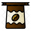 Coffee Bean Bag Icon