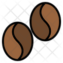 Coffee Beans Beans Coffee Icon