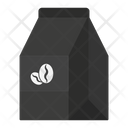 Coffee Beans Package Icon