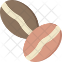 Coffee Seed Beans Icon
