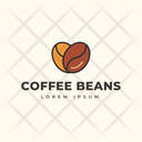 Coffee Beans Coffee Seeds Cocoa Seeds Icon