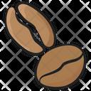 Coffee Beans Coffee Seeds Coffee Icon