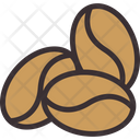 Coffee Beans Beans Ingredients Icon