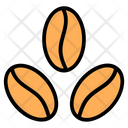 Beans Coffee Beans Seeds Icon