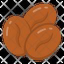 Organic Coffee Coffee Beans Coffee Seeds Icon
