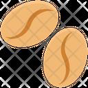 Coffee Beans Coffee Grains Coffee Seeds Icon