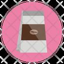 Bag Bean Coffee Icon